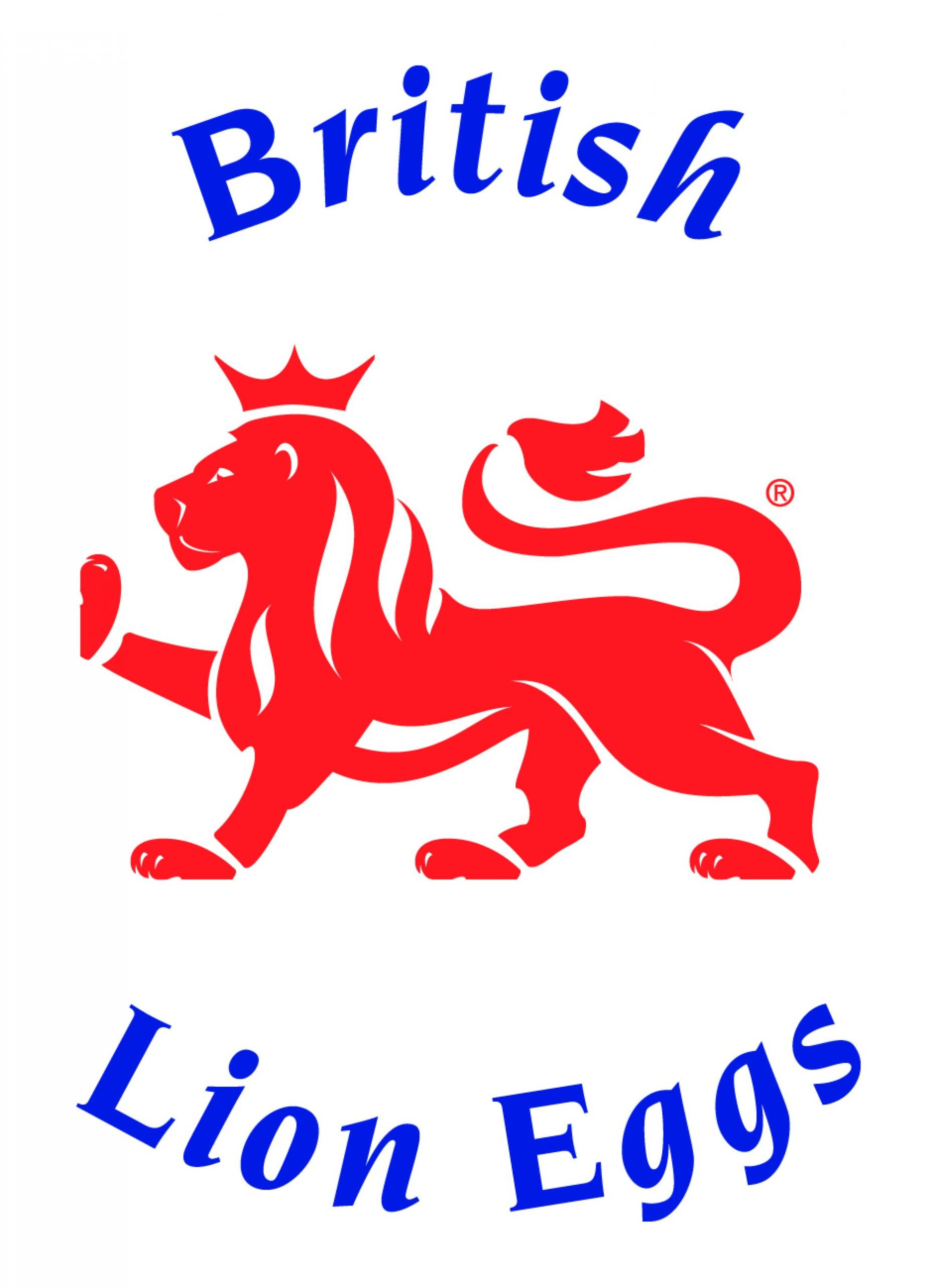British Lion eggs logo