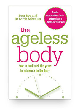 'The Ageless Body' book cover