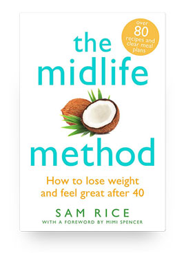 'The Midlife Method' book cover